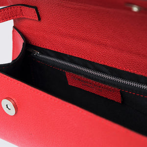 Huis Bag Red