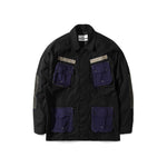 Jungle Jacket Mismatch Black