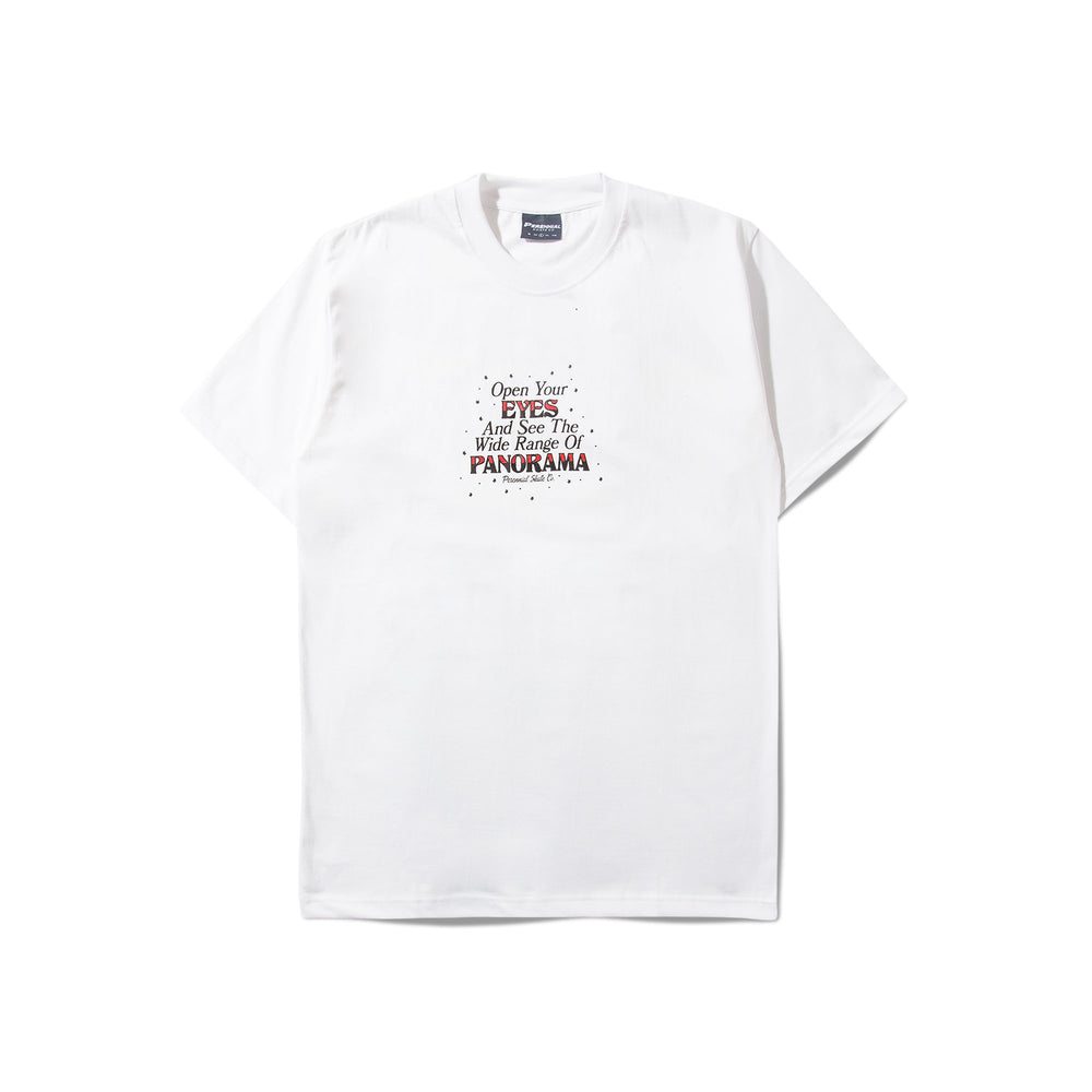 Load image into Gallery viewer, Panorama Tee White