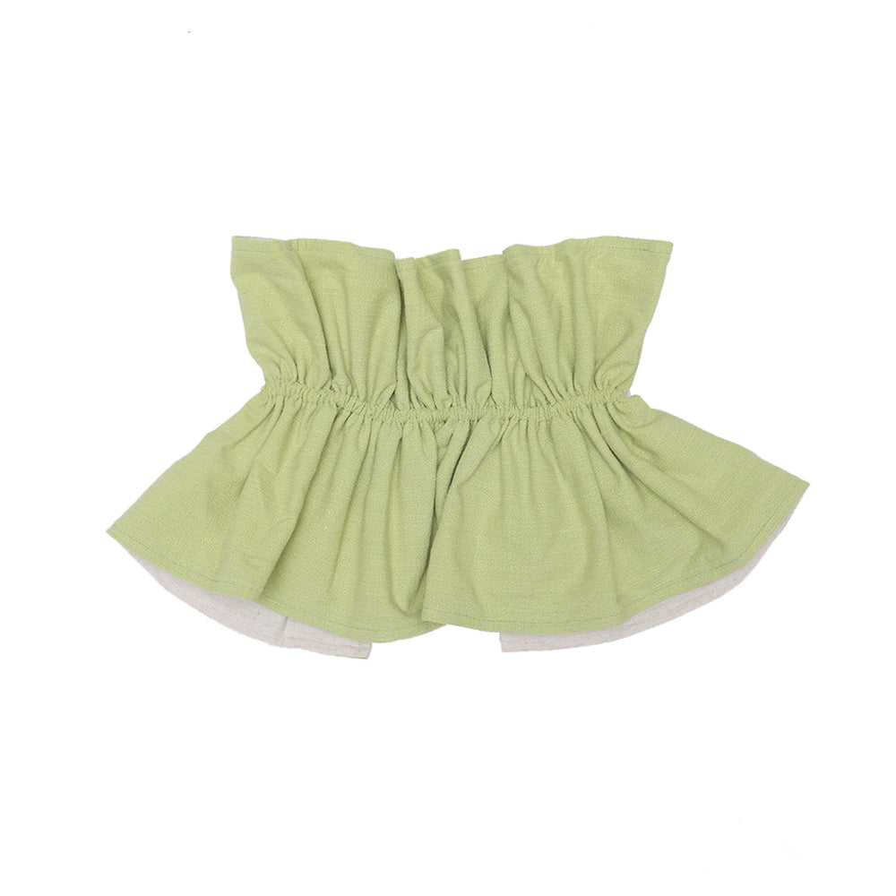 Pippa Top Lime Green