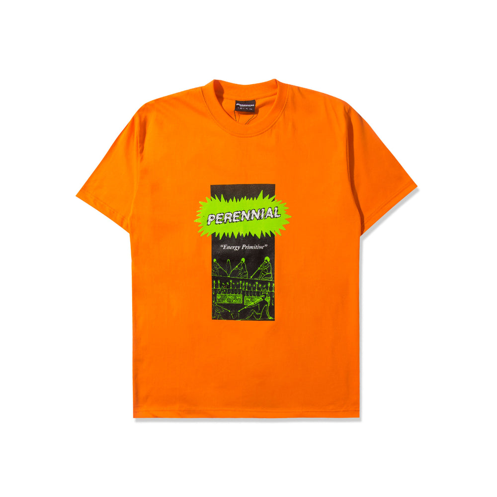 Energy Primitive Tee Orange