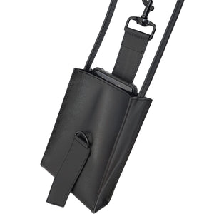 Load image into Gallery viewer, Calle Phone Bag Black