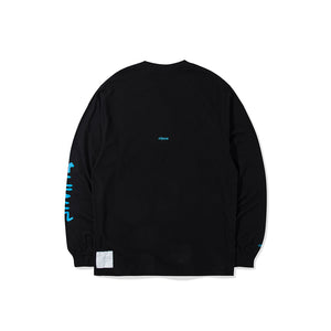 Devil L/S T-Shirt Black