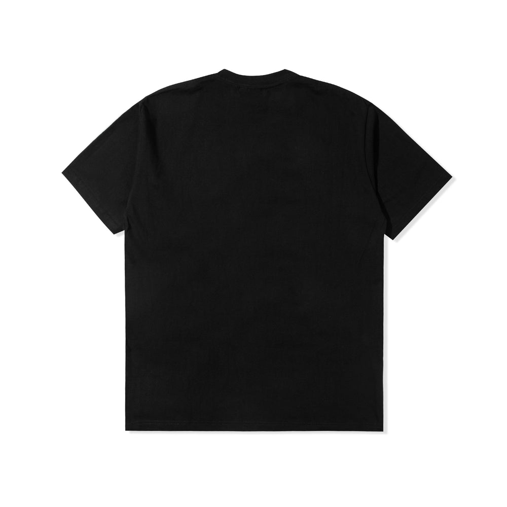 Skate The Earth Tee Black