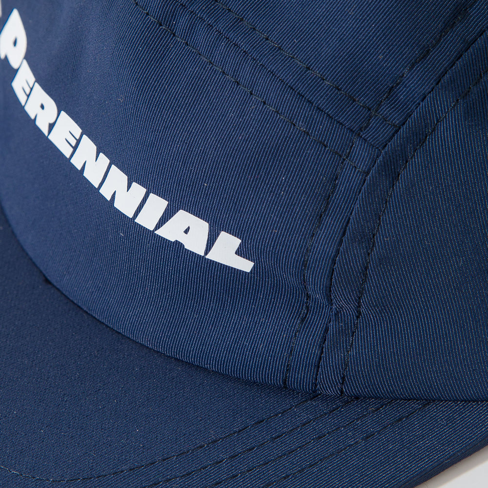 Load image into Gallery viewer, Perennial Logo Caps Navy