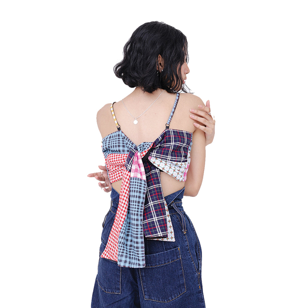 Reversible Patchwork Top