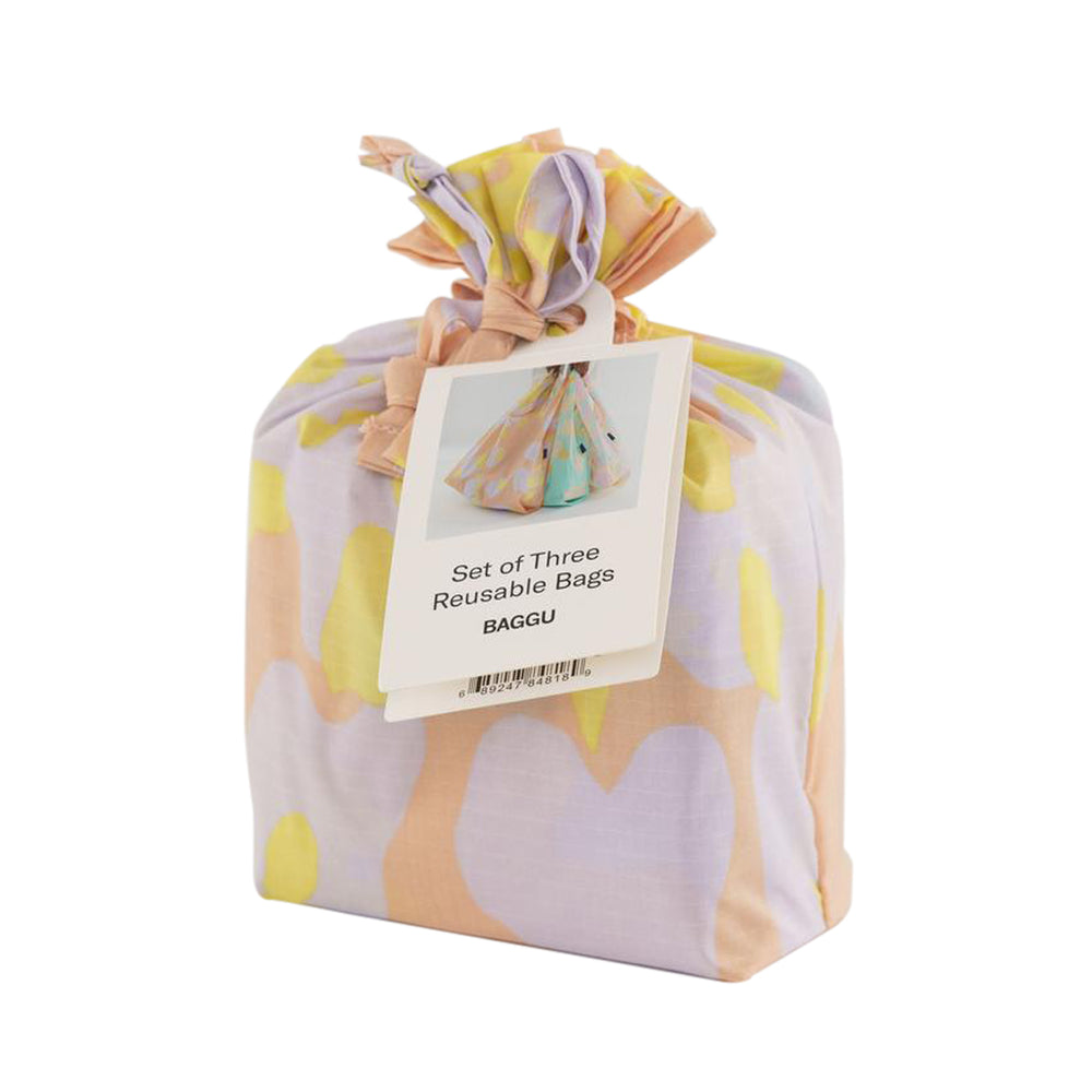 Load image into Gallery viewer, Standard Baggu Set of 3 Tie Dye