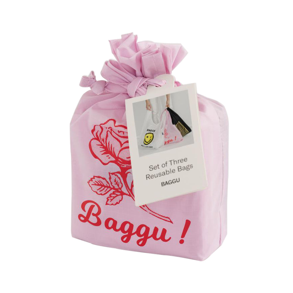 Standard Baggu Set of 3 Thank You