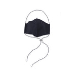 Aiueo Black Mask Head Loop 2 Black