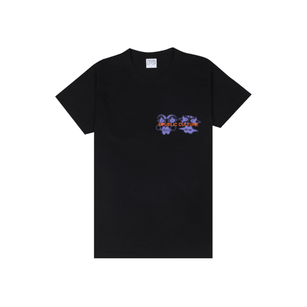 Load image into Gallery viewer, City of Roses Tee Black