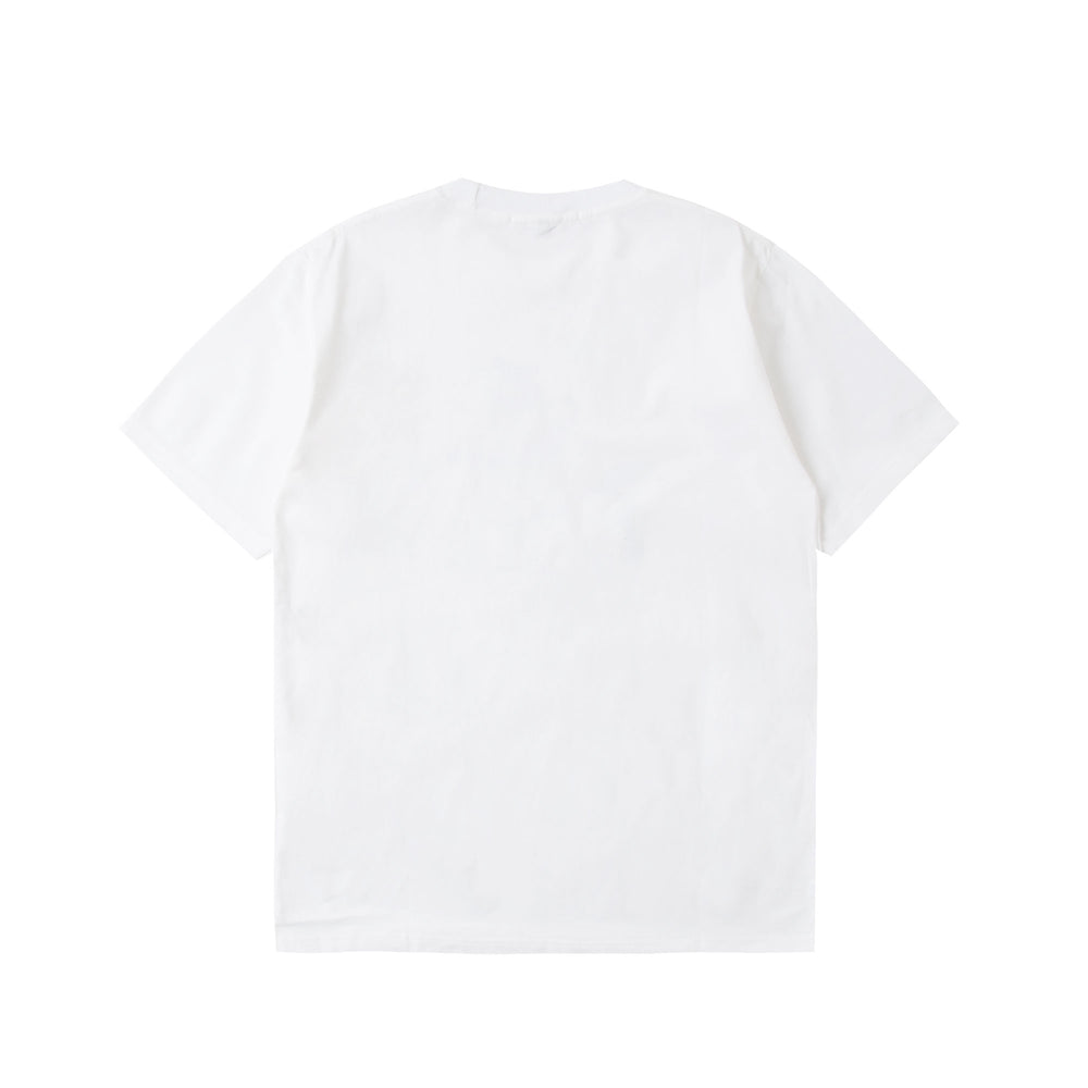 Coffee First Tee White