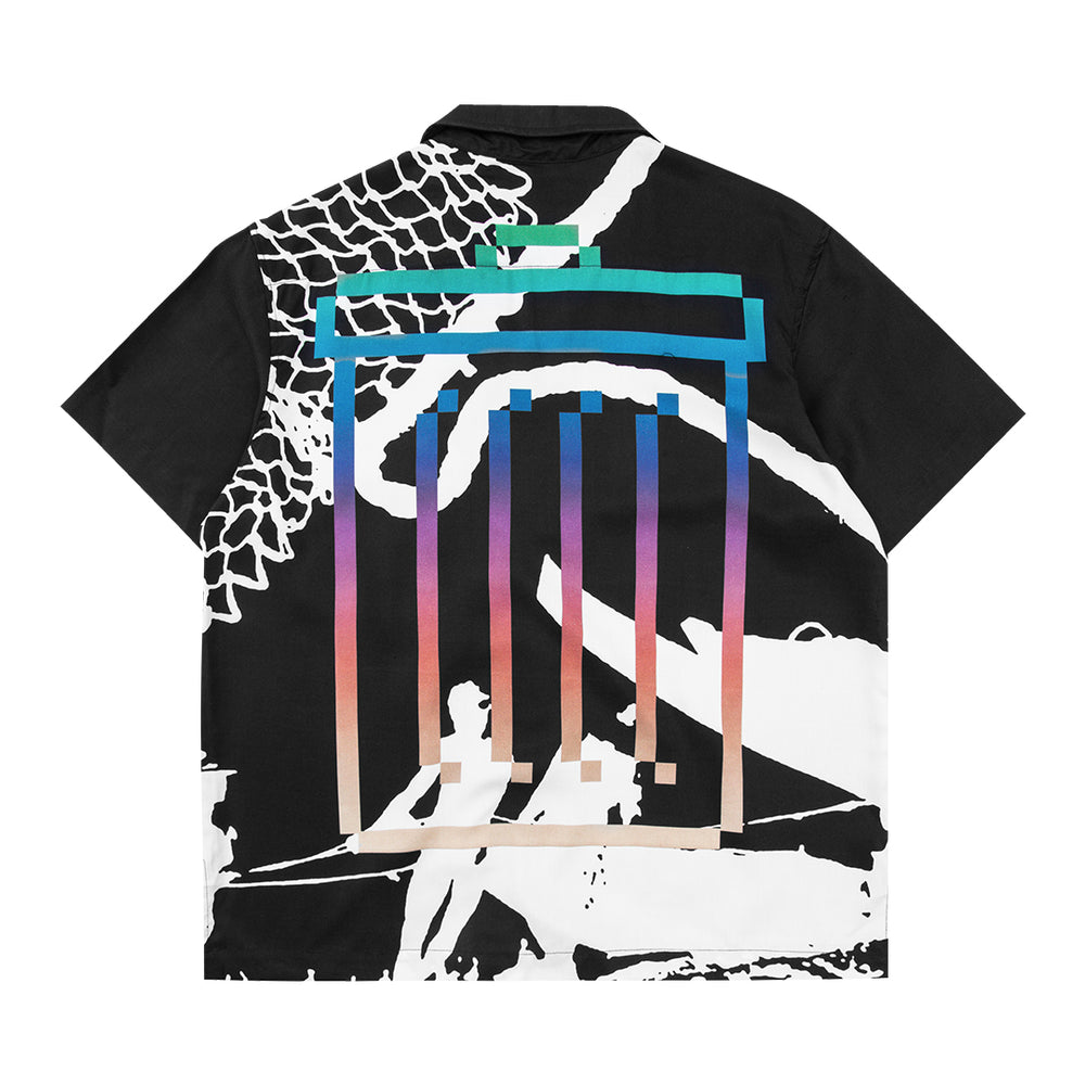 Fishing Souvenir Shirt Multicolor