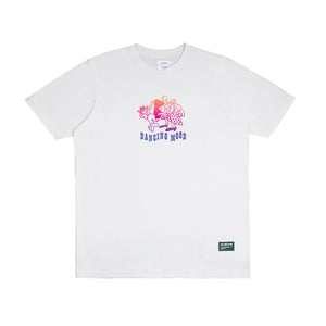 Load image into Gallery viewer, Dancing Mood Tee White