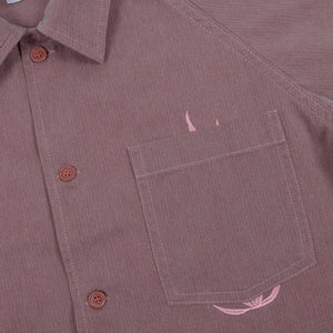 Fatty Fatigue SS Shirt Brick