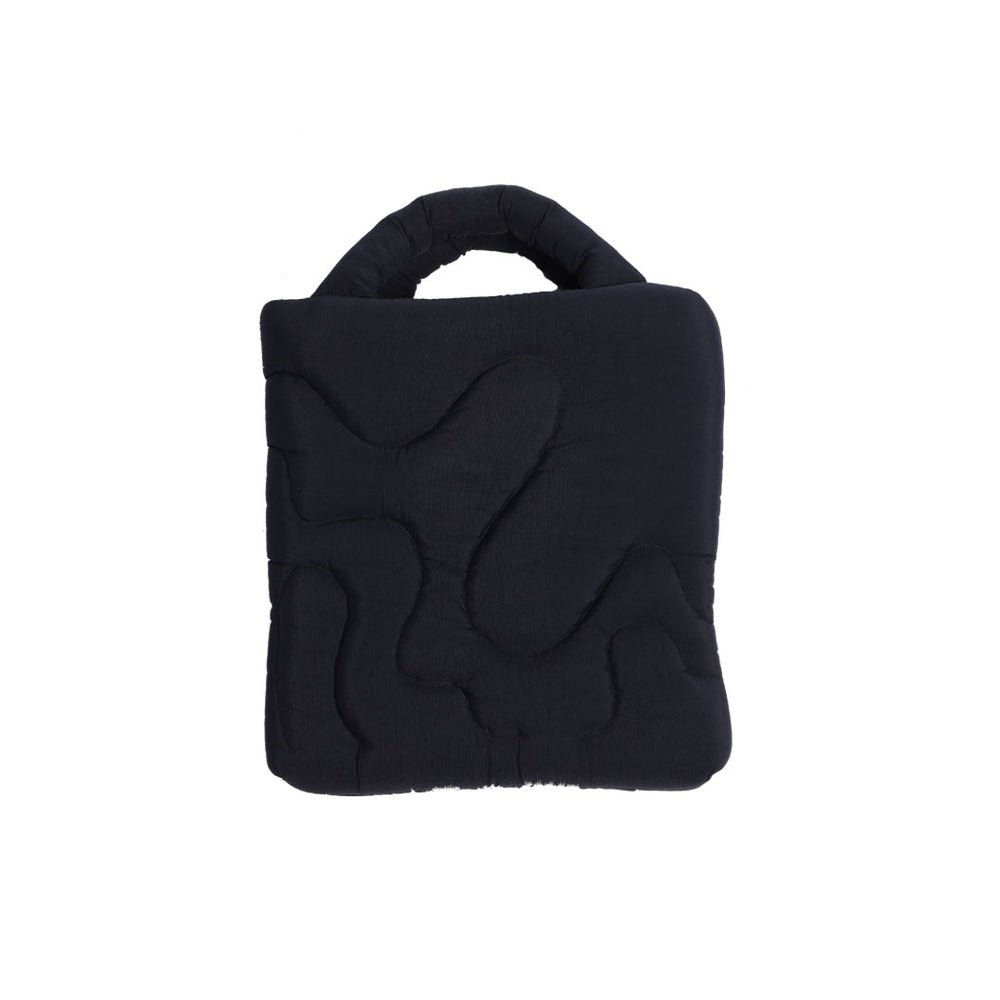 Punyu Punyu Bag Small  Black