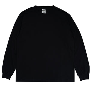 Load image into Gallery viewer, Bettergoods Black Longsleeve Tee