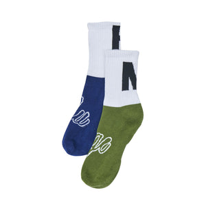 Nu/Age Sports Socks Multicolor