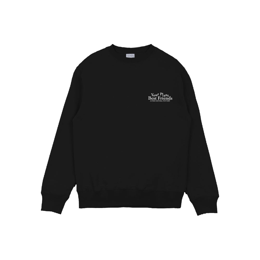 Load image into Gallery viewer, Pottery Sweatshirt Black