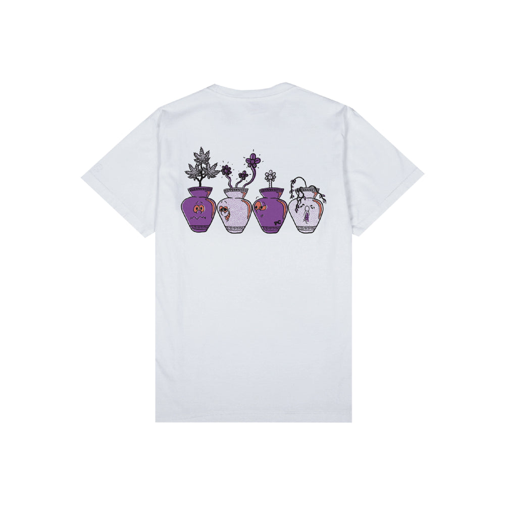 Load image into Gallery viewer, Pottery Tee White