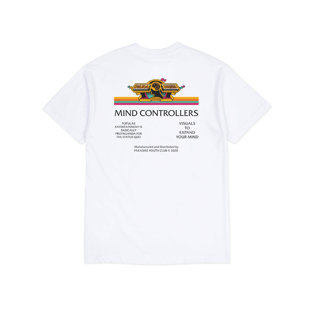 Gold Mine Tee White