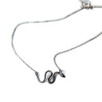 Vnms Necklace Silver