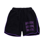 Fleece Short Triple Arc Black