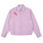 Sun and Sea Corduroy Souvenier Jacket Pink