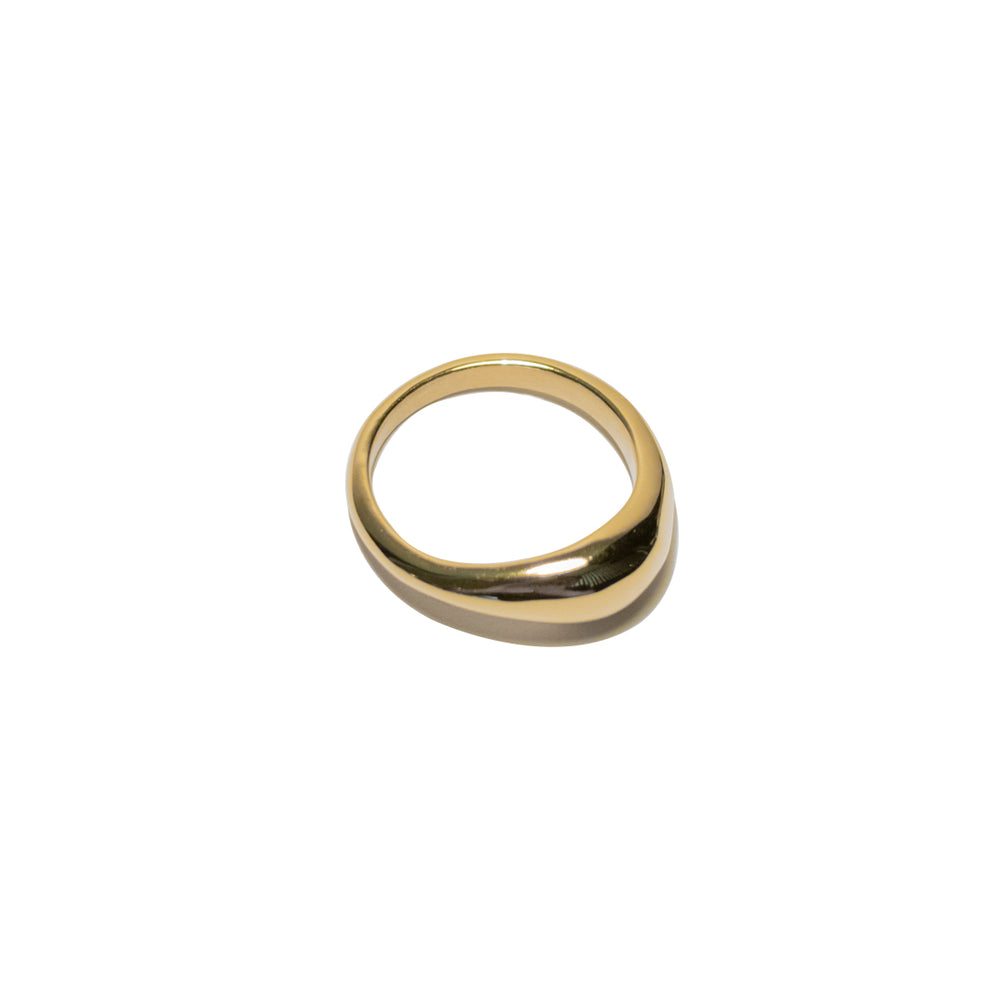 Bold Gold Ring