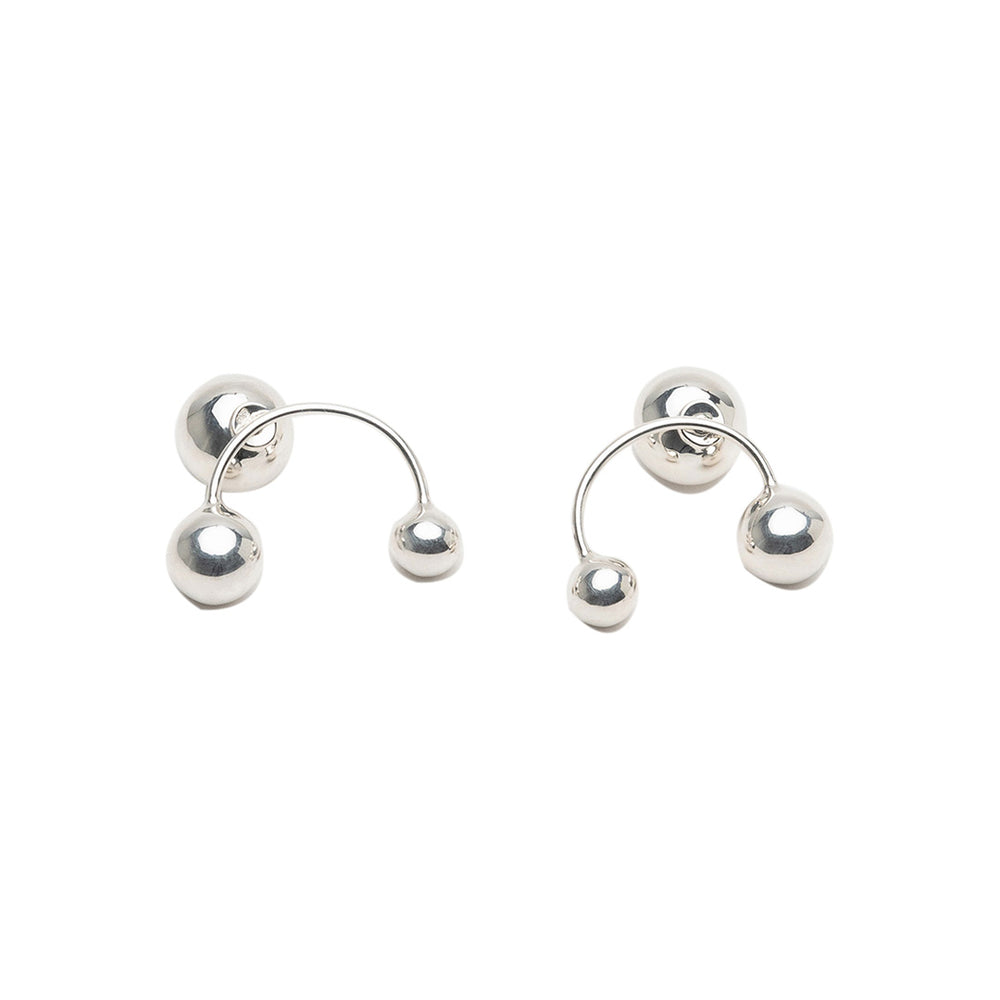 Constellation Earring Silver