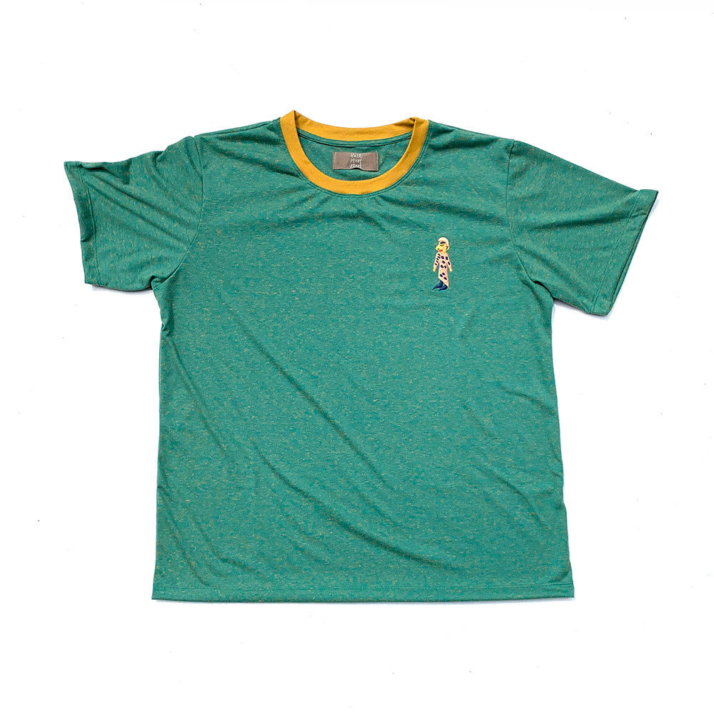 Sleep Walker Viridian Green T-Shirt