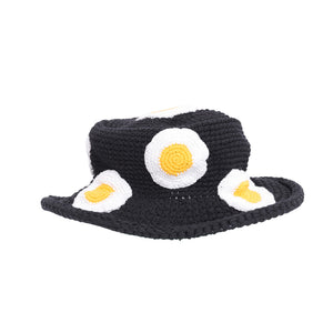 Load image into Gallery viewer, Fried Black Hat