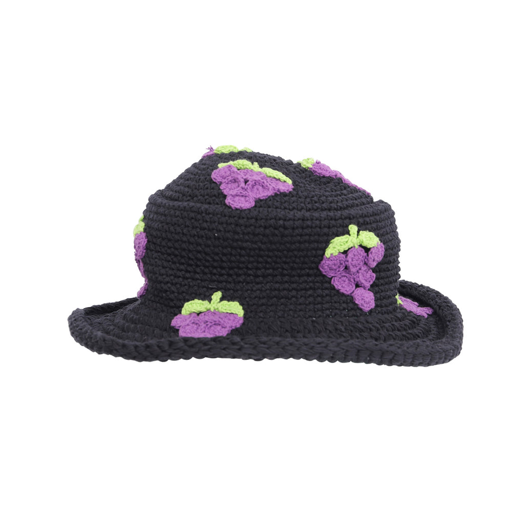 Life's Grape Black Hat