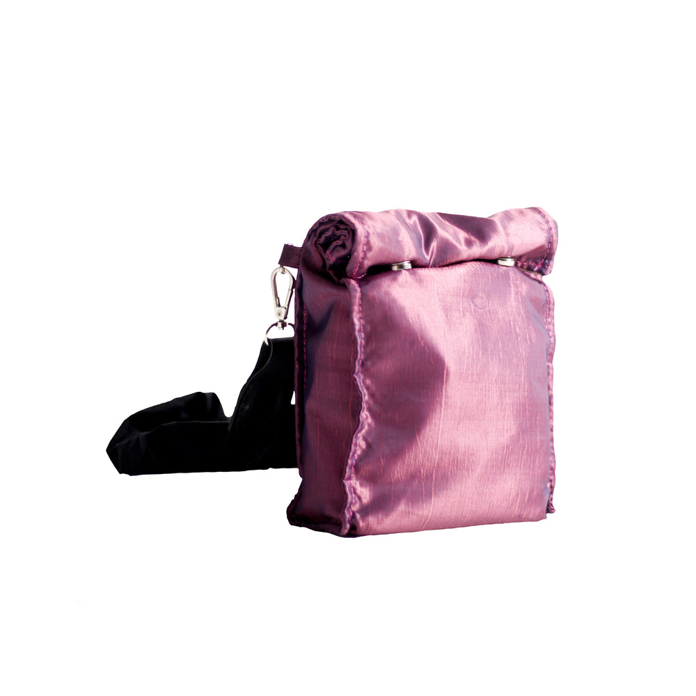 Paperbag In Purple