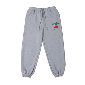 Load image into Gallery viewer, Cherry Sweatpants Grey