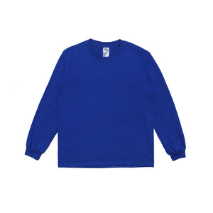 Load image into Gallery viewer, Bettergoods Blue Longsleeve Tee
