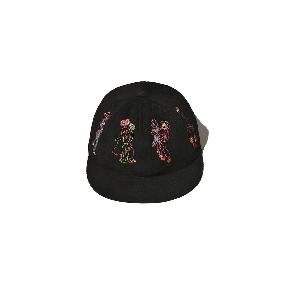 Fantasia Ballcaps Black