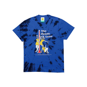 The House of Love Blue T-Shirt