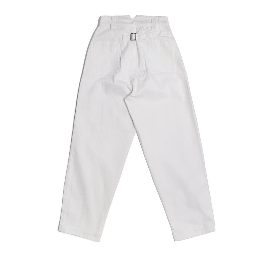 Jacopo White Pants