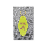 Stay Clean Motel Keychain
