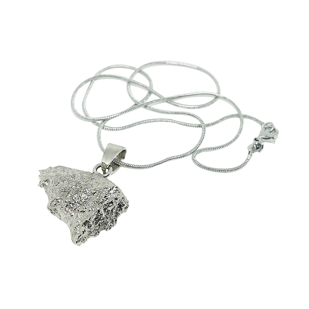 Deru 02 Liontin Necklace Silver