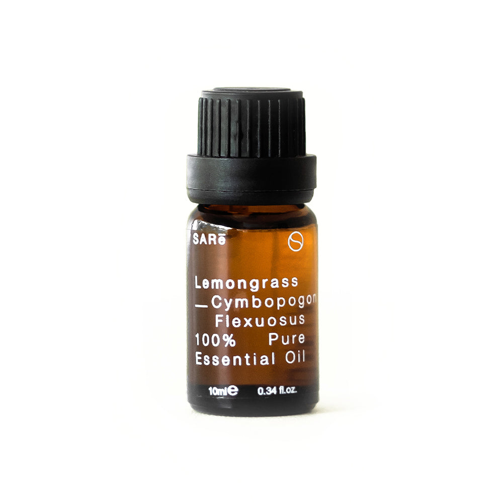 Lemongrass Essential Oil - Non Blend