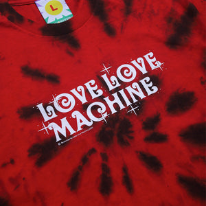 Load image into Gallery viewer, Love Love Machine Red T-Shirt