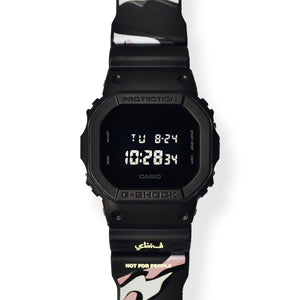 G-Shock X NFP X SBTG Watch Black