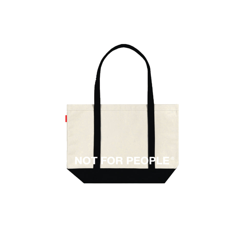 NFP Totebag Off White