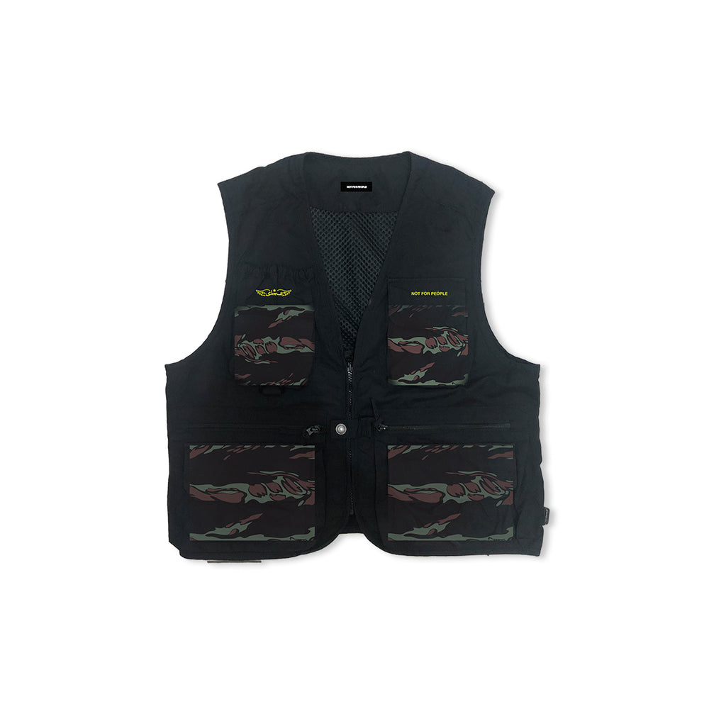 Load image into Gallery viewer, NFP x SBTG Vest Camo