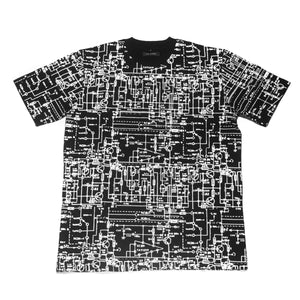 Load image into Gallery viewer, Replicator 3 T-Shirt Black