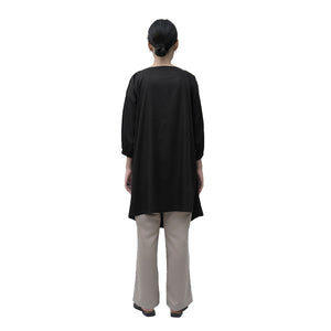 Load image into Gallery viewer, Sunn Kimono Rayon Twill Black