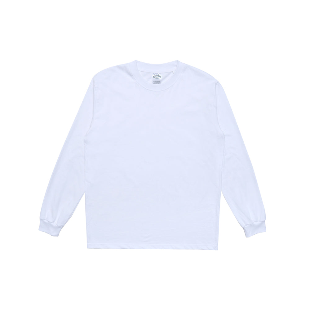 Load image into Gallery viewer, Bettergoods White Longsleeve Tee