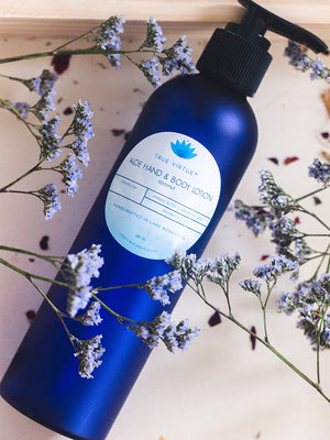 Aloe Hand and Body Lotion - Unscented