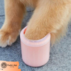 Portable Dog Paw Cleaner with Soft Silicone Combs Pet Foot Washer